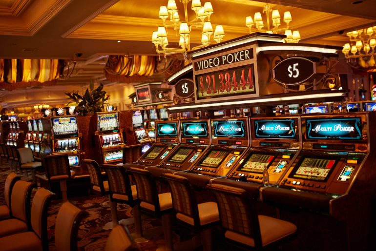 The history of gambling houses